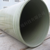 纤维玻璃钢管道 机制缠绕玻璃钢夹砂管道 山东传能