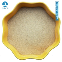 玖隆矿产品 耐高温不褪色彩砂 抗氧化天然彩砂