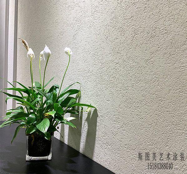 四川成都雅晶石施工效果