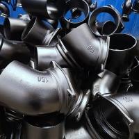 销售铸铁管配件 北京卡箍连接铸铁管