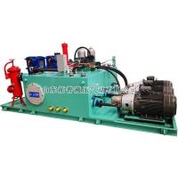 V法铸造生产线液压系统