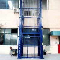 吉林省链条式升降机液压货梯济南厂家量身定制