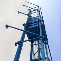 安徽省导轨式升降机导轨式升降货梯生产厂家免费上门测量现场