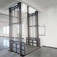 河北省导轨式升降机导轨式升降货梯定制公司上门安装