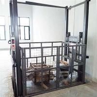 云南省导轨式卸货平台固定货梯济南厂家上门安装