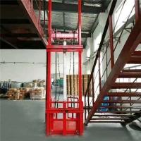 内蒙古工厂仓库液压货梯壁挂式升降货梯济南厂家报价