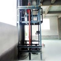 广西导轨式卸货平台固定货梯定制公司按需定制