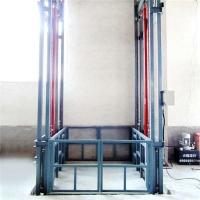 安徽省厂房上下货物升降平台济南厂家送货上门