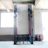 山东省液压货梯无机房电梯液压升降机厂送货上门