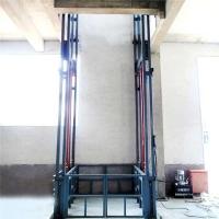四川省导轨液压式升降平台壁挂式升降货梯加工厂量身定制