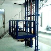 山西省导轨式卸货平台固定货梯加工厂按需定制