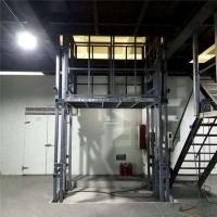 山西省工厂仓库液压货梯壁挂式升降货梯液压升降机厂按需定制