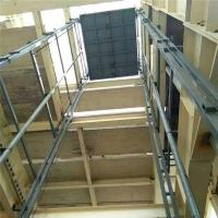 内蒙古导轨液压式升降平台壁挂式升降货梯生产厂家报价