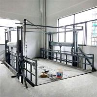 辽宁省厂房上下货物升降平台液压升降机厂上门安装