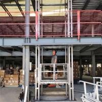 海南省导轨液压式升降平台壁挂式升降货梯生产厂家量身定制