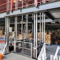 安徽省液压货梯无机房电梯定制公司送货上门