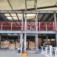 浙江省升降平台导轨液压式升降机定制公司按需定制