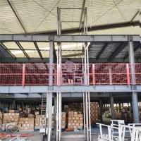 湖北省导轨式卸货平台固定货梯济南厂家上门安装