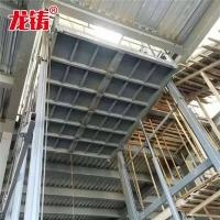 导轨升降货梯电动液厂房货梯液压式升降机