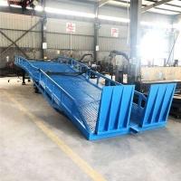 湖北省卸货平台 箱货装卸登车桥济南厂家送货上门