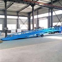 青海省移动式卸货平台集装箱登车桥生产厂家报价