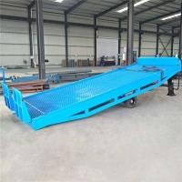 青海省移动式登车桥集装箱装卸货平台生产厂家报价