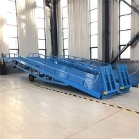 天津市卸货平台 箱货装卸登车桥生产厂家上门安装