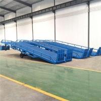 海南省变幅式登车桥大吨位登车桥加工厂报价