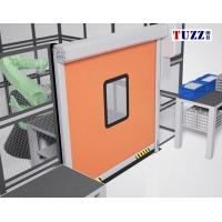 激光焊接設備安全防護快速卷簾門