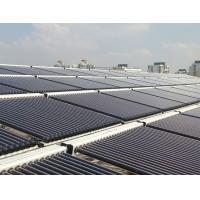 酒店太阳能热水工程安装图