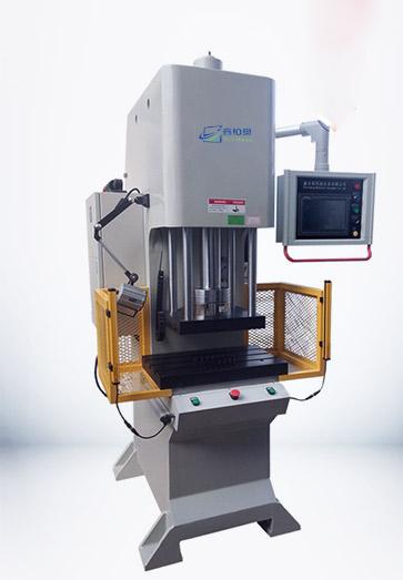 伺服液压机,精密伺服压装机,伺服液压压装机