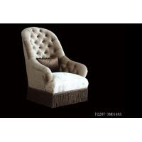 星茂家具 经典软包单人沙发 F2207-XM0148A