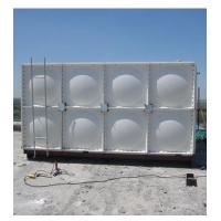 太原加工玻璃鋼水箱方形保溫水箱報價