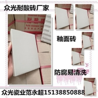 贵州200*20mm耐酸砖 釉面耐酸砖 众光耐酸砖