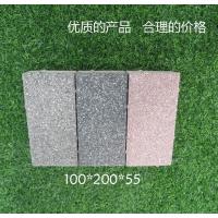 上海南汇新城星空之境海绵城市用陶瓷透水砖