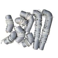 河北藍創電加熱保溫套柔性電加熱保溫衣套廠家直供
