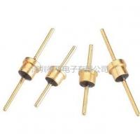 德平M6微型镀金直焊式穿心电容滤波器