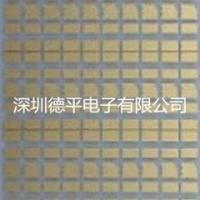 德平高频RG0201A500J1毫米波贴片电阻