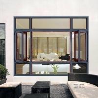 重庆定制高端平开窗门窗选盛邦铝合金门窗厂家铝合金门窗
