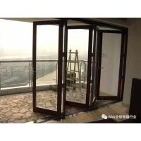重庆九龙坡区定制高端折叠门静音门窗选盛邦隔音门窗厂家远离噪音