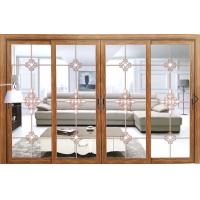 重庆渝北区定制门窗别墅门窗铝合金推拉门窗生产厂免费上面量尺寸