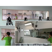 厂家直销单向玻璃 单向透视玻璃 单面镜玻璃