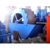 共馳機械設備河輪式沙洗砂機制砂機振動篩細砂回收機