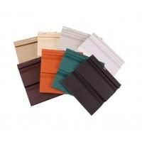 衡阳民房别墅外墙改造 PVC外墙板材专用挂板
