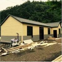 活動板房外墻改造PVC外墻掛板板材供應