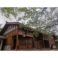 木屋、木別墅、、輕型木結構房屋設計、制作、安裝