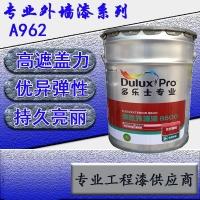 多乐士A962专业弹性外墙漆8600 工程涂料