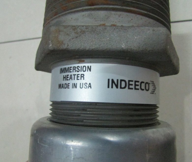 indeeco螺栓加热器