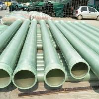 大小口径玻璃钢管道_大小口径玻璃钢管道批发供应商
