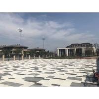 海南仿石磚廣場仿石磚給你琴鍵般的視覺效果